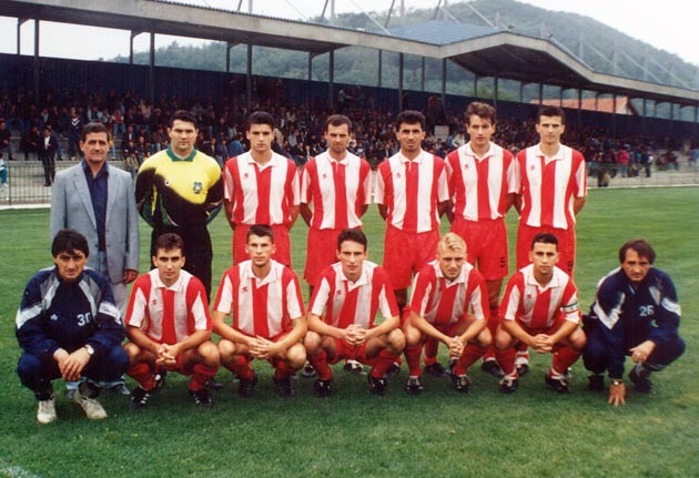 Resultado de imagem para FK Badnjevac