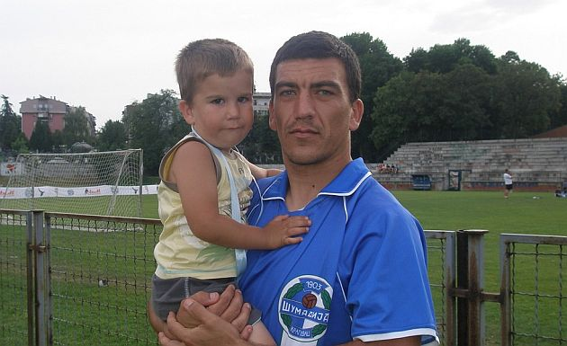 Nenad Đurđević uspešan na dva fronta, na terenu i u porodici, sa sinom Davidom