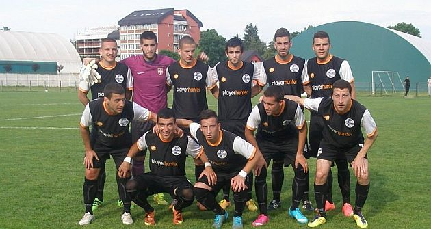 Fudbaleri Sumadije 1903, za 13.06.2016