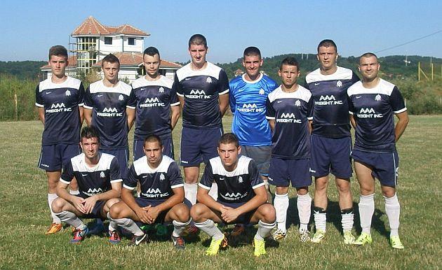 Fudbaleri Slavije uspeli su u prvom poluvremenu da postignu gol i zabeleže treću pobedu